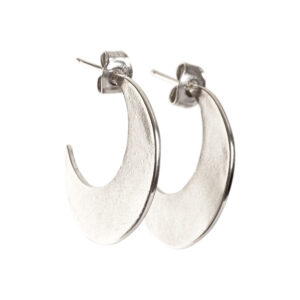Moon L Earrings