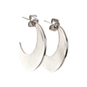 Moon L Earrings