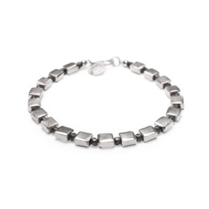 Square Bead Bracelet