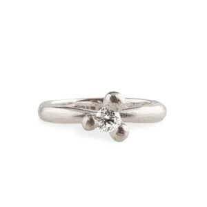 Snowdrop Ring 0.20ct